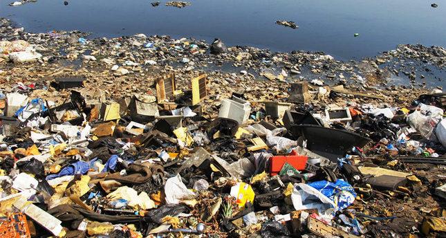 e-waste ocean