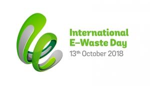 International e-waste day logo
