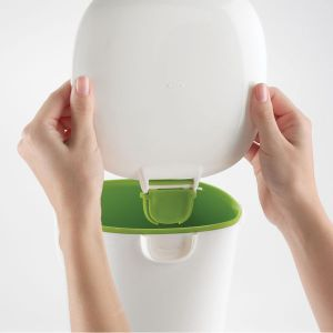 OXO Compost Bin White clip lid