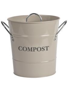 Metal compost bin