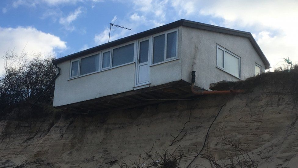 Hemsby Coastal Erosion